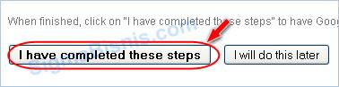 klik complete-steps