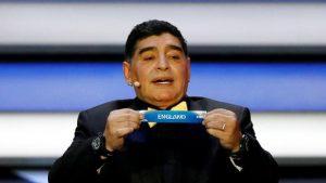 Diego maradona worldcup 2018