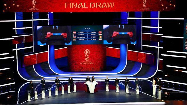 Drawing Piala Dunia 2018